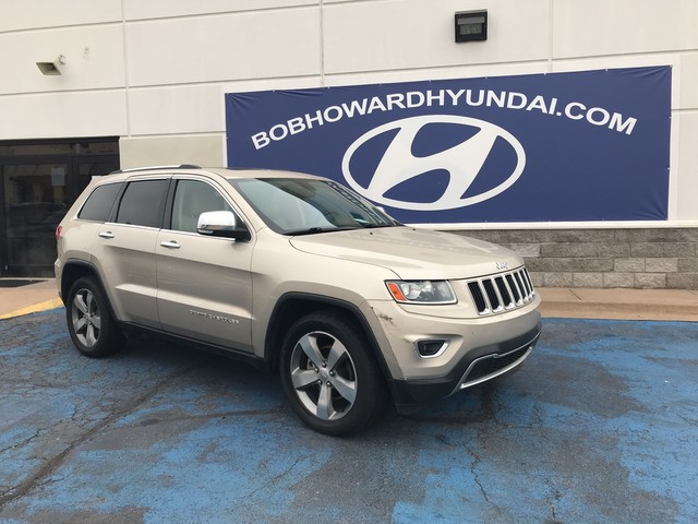 Pre-Owned 2014 Jeep Grand Cherokee Limited | BH Hyundai | 405-634-8900 | I-240