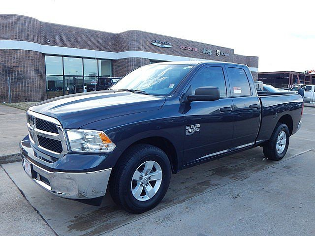 Certified Pre-Owned 2019 Ram 1500 Classic Tradesman | BOB HOWARD DODGE 405-936-8900