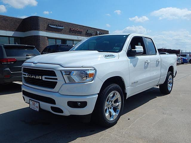 New 2020 Ram 1500 Big Horn Quad Cab 4x2 6 4 Box