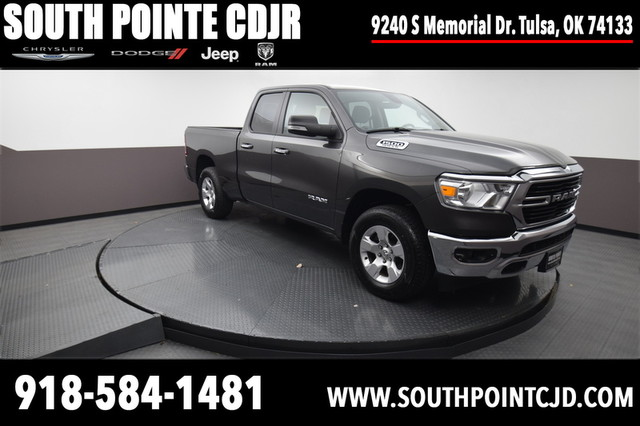 Certified Pre-Owned 2020 Ram 1500 Big Horn 4wd