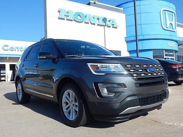 PRE-OWNED 2017 FORD EXPLORER XLT | BH HONDA! | 405-753-8700 FRONT WHEEL  DRIVE SPORT UTILITY