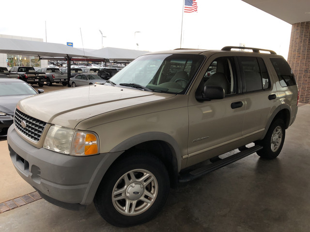 PreOwned Ford Explorer XLS SUV In Oklahoma City ZB - 2002 explorer