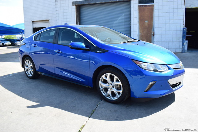 Pre-Owned 2017 Chevrolet Volt **PREMIER***LEATHER***NAVIGATION**EXTENDED RANGE**