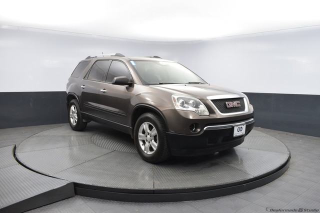Pre-Owned 2011 GMC Acadia SL