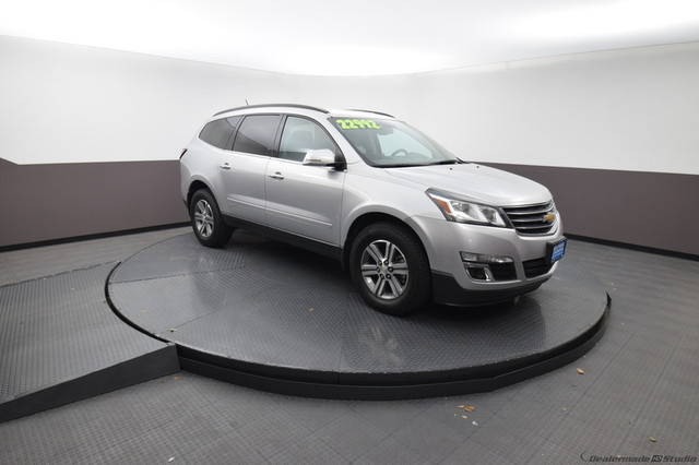Pre-Owned 2017 Chevrolet Traverse LT SP Honda 918-491-0100
