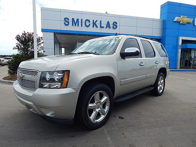 Pre-Owned 2013 Chevrolet Tahoe LTZ | LOADED!! CALL US!!