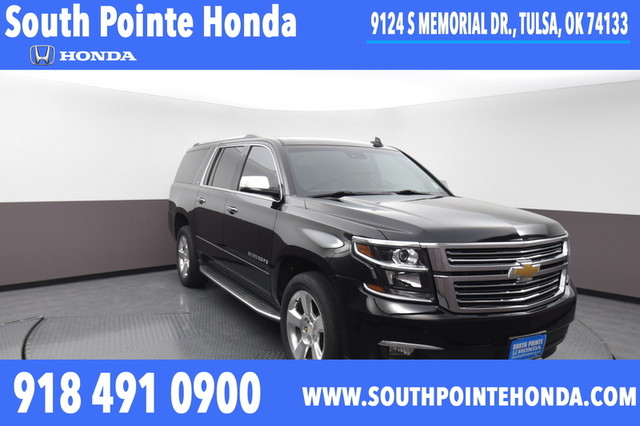 Pre-Owned 2016 Chevrolet Suburban LTZ 4WD SP Honda 918-491-0100
