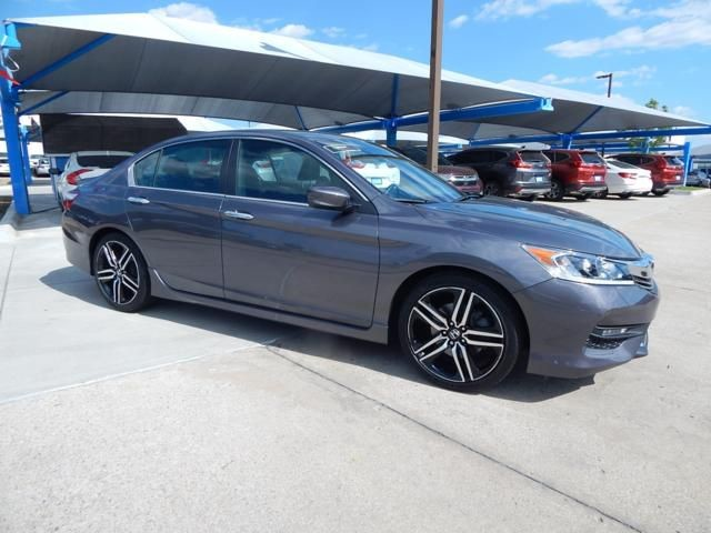 Pre Owned 2016 Honda Accord Sport Sp 918 491 0100