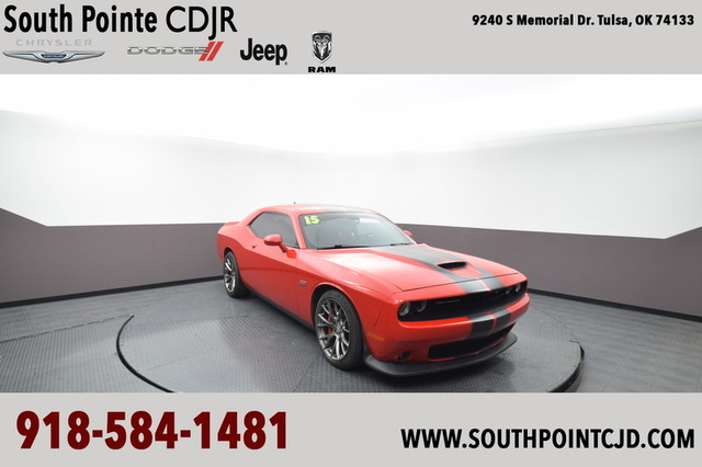 Pre-Owned 2015 Dodge Challenger SRT 392