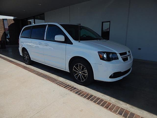 Certified Pre-Owned 2015 Dodge Grand Caravan R/T | BOB HOWARD DODGE 405-936-8900 | 3RD ROW | BLUETOOTH