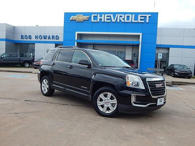 Pre-Owned 2016 GMC Terrain SLE | BOB HOWARD BUICK GMC 405.936.8800 | CERTIFIED | 1OWNER CLEAN CARFAX | TOUCHSCREEN | BACKUP CAMERA