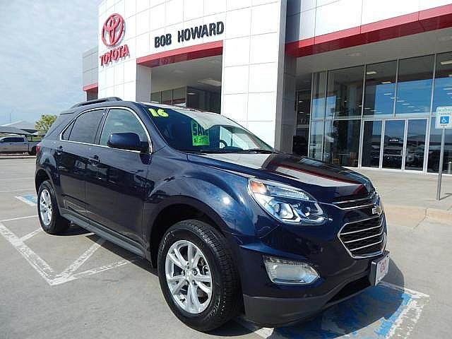 Pre-Owned 2016 Chevrolet Equinox LT***CALL BH TOYOTA**405-936-8600**