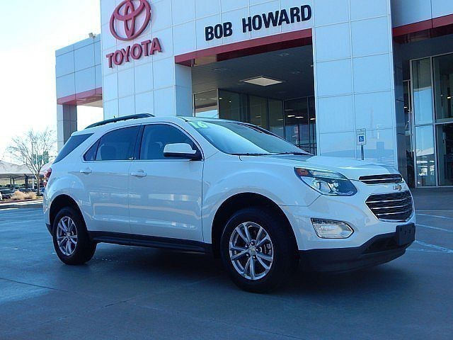 Pre-Owned 2016 Chevrolet Equinox LT-CALL BOB HOWARD TOYOTA AT 405-936-8600
