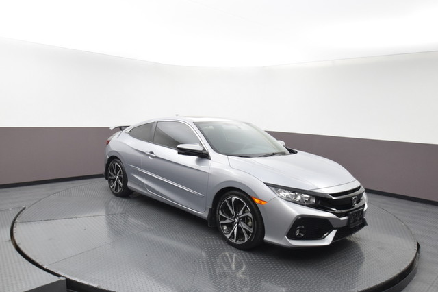 Pre-Owned 2017 Honda Civic Coupe Si SP Honda 918-491-0100