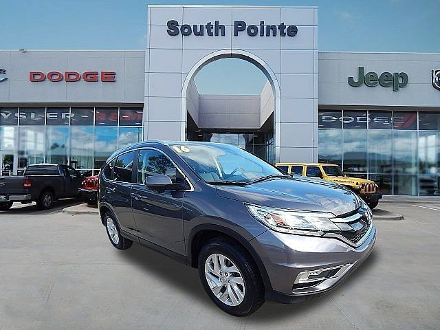 Pre-Owned 2016 Honda CR-V EX-L | SOUTH POINTE CJD