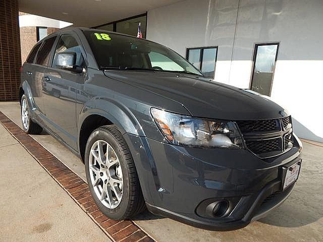 Certified Pre-Owned 2018 Dodge Journey GT | LEATHER | THIRD ROW | BACKUP CAM