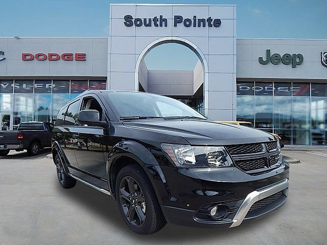 Certified Pre-Owned 2018 Dodge Journey Crossroad | SOUTH POINTE CJD CPO |