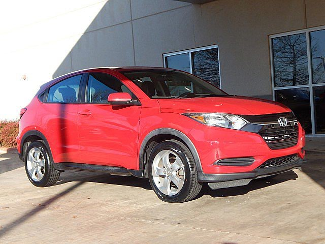 Pre-Owned 2016 Honda HR-V LX | ONLY AT BOB HOWARD ACURA CALL TODAY AT 405-753-8770!|