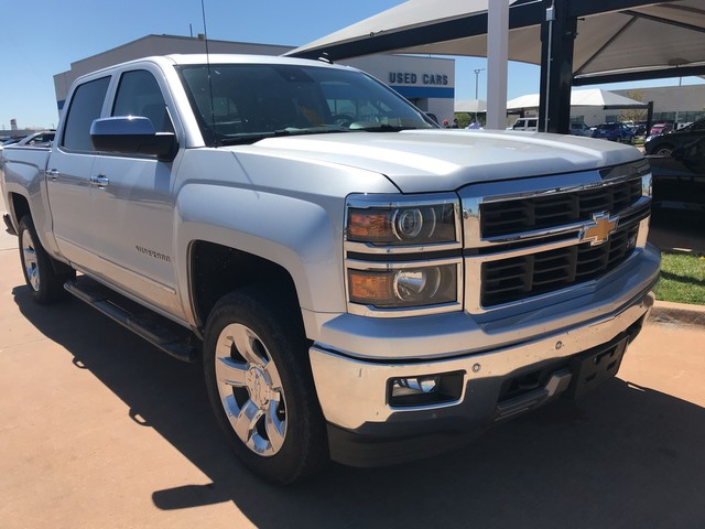 Pre Owned 2014 Chevrolet Silverado Ltz Z71 Bob Howard Chevrolet
