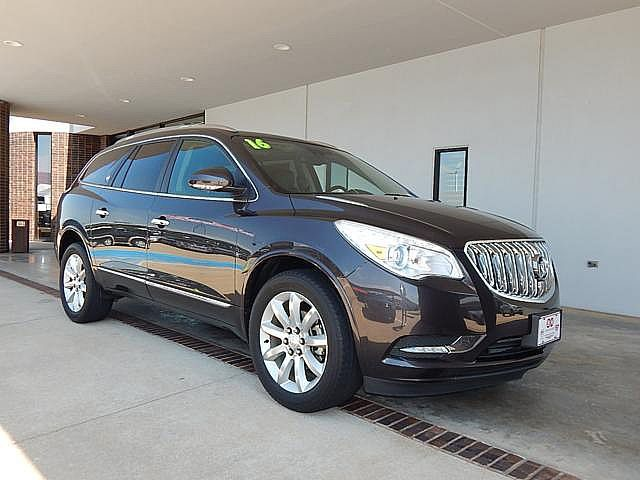 Pre-Owned 2016 Buick Enclave Premium | BOB HOWARD DODGE 405-936-8900