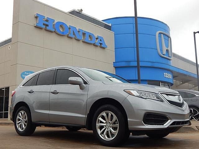 Pre-Owned 2018 Acura RDX w/Technology Pkg | ONLY AT BOB HOWARD ACURA CALL TODAY AT 405-753-8770!|