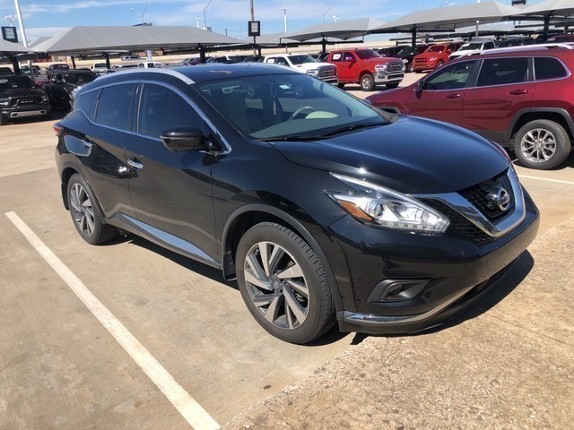 Pre-Owned 2016 Nissan Murano Platinum | BOB HOWARD DODGE 405-936-8900