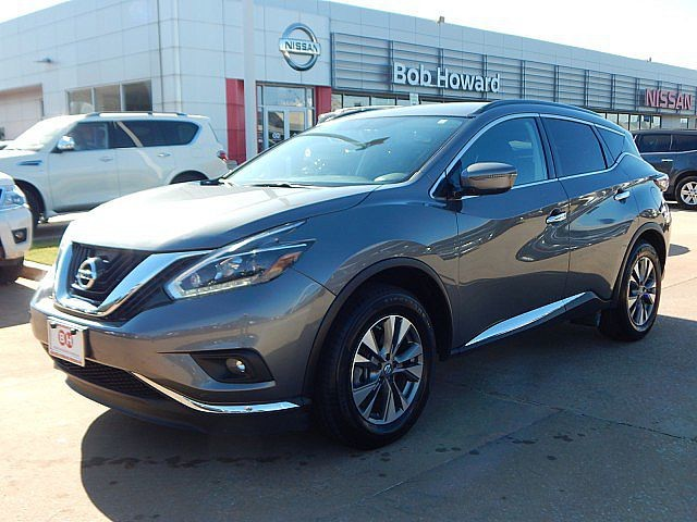 Pre-Owned 2018 Nissan Murano SV AWD