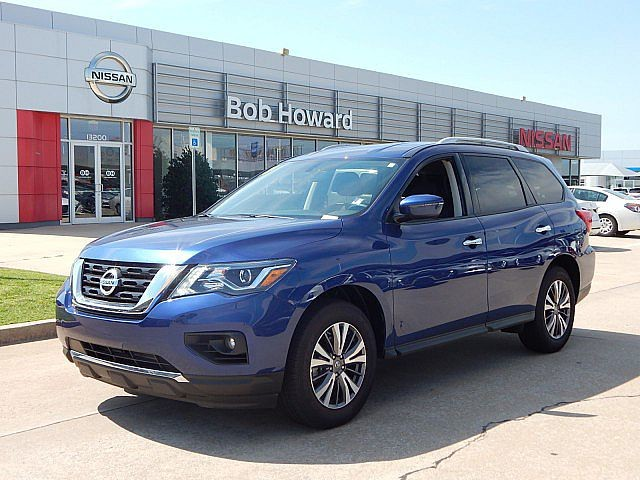 Pre-Owned 2019 Nissan Pathfinder SV | 4X4 | CLEAN CARFAX | THIRD ROW | CLEAN |