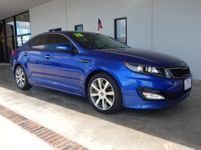 Pre Owned 2013 Kia Optima SX W/Chrome Limited Pkg