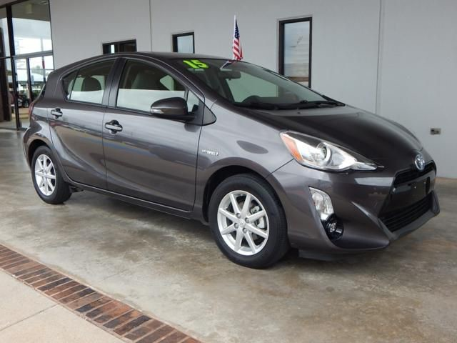 Pre Owned 2015 Toyota Prius C Four Hatchback In Oklahoma City