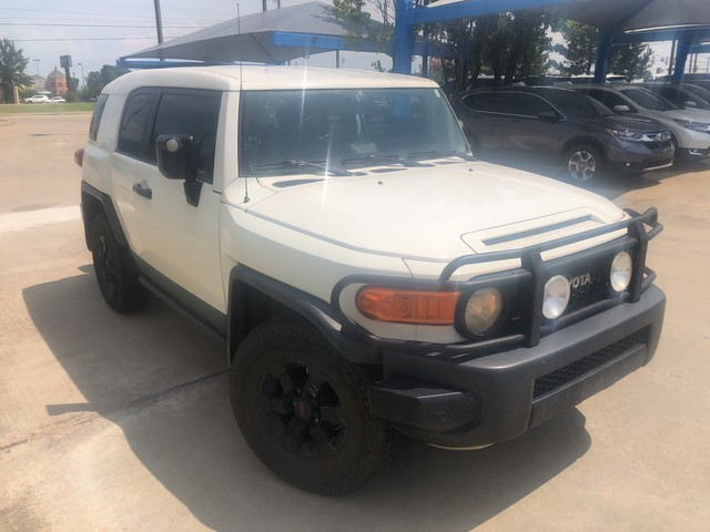 PRE-OWNED 2008 TOYOTA FJ CRUISER 4WD SP HONDA 918-491-0100 FOUR WHEEL DRIVE  SUV - OFFSITE LOCATION