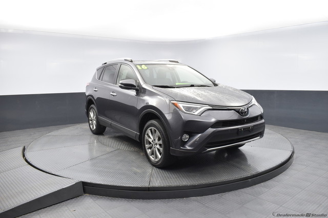 Pre-Owned 2016 Toyota RAV4 Limited-CALL BOB HOWARD TOYOTA AT 405-936-8600!!