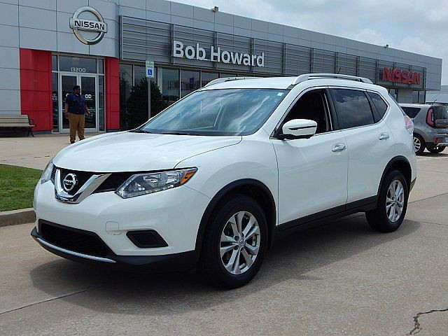 Bob Howard Nissan >> Pre Owned 2016 Nissan Rogue Sv Front Wheel Drive Suv