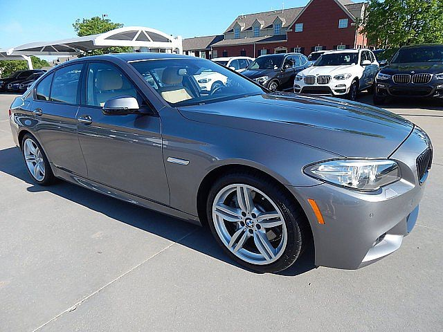 Pre-Owned 2016 BMW 5 Series 535i**M SPORT WITH NAVIGATION BACK UP CAMERA AND MORE!**