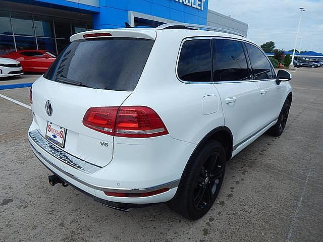PRE-OWNED 2017 VOLKSWAGEN TOUAREG WOLFSBURG EDITION | CLEAN CAR FAX | 1  OWNER!!! AWD