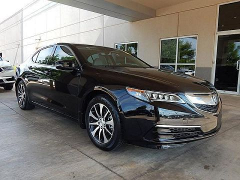Pre-Owned 2016 Acura TLX Tech | 1 OWNER | CLEAN CAR FAX | ONLY AT BOB HOWARD ACURA CALL TODAY AT 405-753-8770!|
