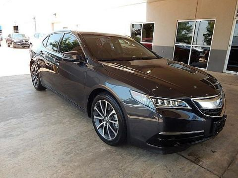 Pre-Owned 2016 Acura TLX V6 Tech | CLEAN CAR FAX | 1 OWNER | ONLY AT BOB HOWARD ACURA CALL TODAY AT 405-753-8770!|