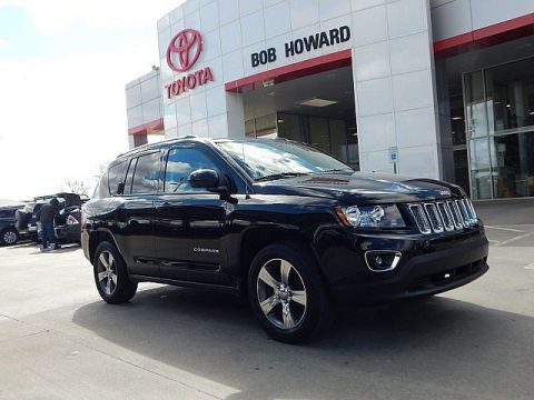 Pre-Owned 2017 Jeep Compass High Altitude***LEATHER**NAV**ROOF**