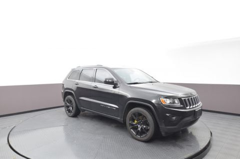 Pre-Owned 2014 Jeep Grand Cherokee Laredo SP Honda 918-491-0100
