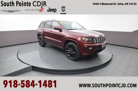 Pre-Owned 2019 Jeep Grand Cherokee Altitude | CERTIFIED | SOUTH POINTE DODGE