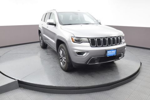 Pre-Owned 2019 Jeep Grand Cherokee Limited 4WD NAV SP Honda 918-491-0100
