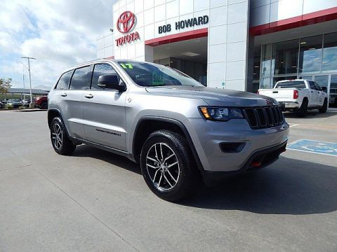 Pre-Owned 2017 Jeep Grand Cherokee Trailhawk****4WD**CALL BH TOYOTA**405-936-8600**
