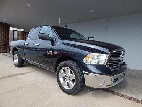 Pre-Owned 2015 Ram 1500 Big Horn / 20'S and Very Clean