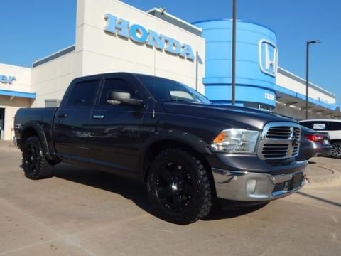 Pre-Owned 2014 Ram 1500 Big Horn | 4WD | NICE TRUCK! | WHEELS!