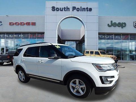 Pre-Owned 2016 Ford Explorer XLT | SOUTH POINTE CJD