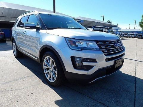 Pre-Owned 2016 Ford Explorer Limited SP Honda 918-491-0100