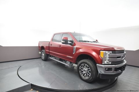 Pre-Owned 2017 Ford Super Duty F-250 SRW Lariat***NAVIGATION***PANORAMIC SUNROOF***DIESEL***SP CHEVY 918-481-8000