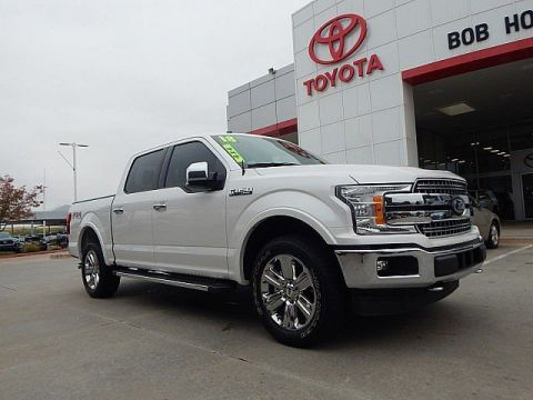 Pre-Owned 2018 Ford F-150 LARIAT***LOADED BAD BOY**FX4***4WD**