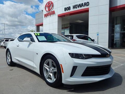 Pre-Owned 2017 Chevrolet Camaro LT***CALL BH TOYOTA***405-936-8600****