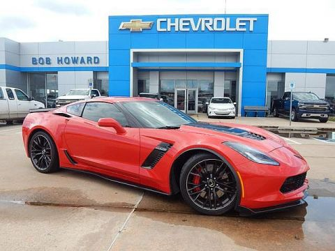 Pre-Owned 2015 Chevrolet CORVETTE | BOB HOWARD CHEVROLET 405-748-7700 | Z06 3LZ | LEATHER | NAVIGATION | MAGNETIC RIDE | TONS OF POWER | CLEAN CAR FAX | CHECK IT OUT!!! |
